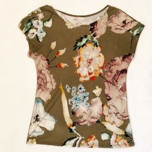 Philosophy Floral Top - Like New